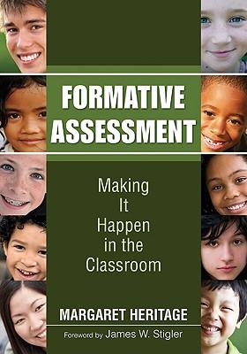 Formative Assessment By Heritage, Margaret/ Stigler, James W. (FRW)